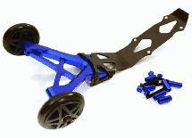 Billet Machined Wheelie Bar for Traxxas 1/10 Revo & E-Revo (-2017)