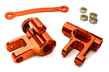 Billet Machined Steering Bell Crank for Losi 1/5 Desert Buggy XL-E