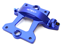 Billet Machined Center Diff Top Brace Gear Cover for Losi 1/5 Desert Buggy XL-E