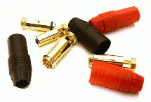 Amass AS150 7mm Gold-Plated Anti Spark Power Connector