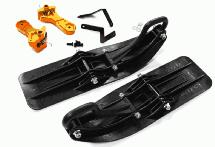 Front Sled Attachment Set for Arrma 1/10 Granite 4X4 3S BLX (for RWD Operation)