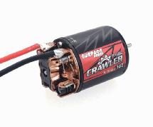 Crawler 5-Slot Stator 16 Turn 540 Size Brush Motor by Surpass Hobby
