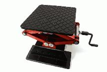 Height Adjustable Car Stand Workstation for 1/10 Scale RC 140x115x135mm