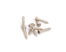 Coarse Thread Type Screw 2X10mm (8) Replacement Hardware