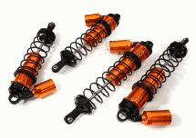 Billet Machined Piggyback Shock Set for Arrma 1/8 Kraton 6S BLX