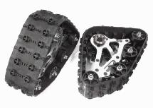 Snowmobile & Sandmobile (2) for 1/10 Granite 4X4 3S BLX, require C29149/C29150