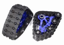 Snowmobile & Sandmobile (2) for Arrma 1/10 Granite Voltage 2WD Mega Truck