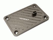 Billet Machined Receiver Box Cover for Element RC 1/10 Scale Enduro Sendero