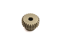 Billet Machined 48 Pitch Pinion Gear 23T, 3.17mm Bore/Shaft for Brushless R/C