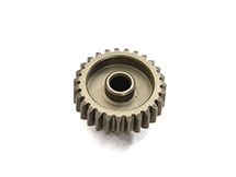 Billet Machined 48 Pitch Pinion Gear 27T, 3.17mm Bore/Shaft for Brushless R/C
