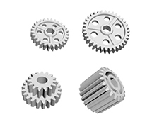 Gearbox Gear Set 8ASS-010 for HG-P801 1/12 8X8 RC Military Truck