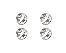 Rolling Bearings 10x15x4mm 4pcs LS16G-001 for HG-P801 1/12 8X8 RC Military Truck