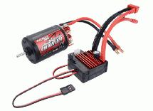 Surpass Hobby Crawler 550 Size 12T 5-Slot Brush Motor w/ BCD80A ESC