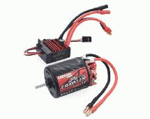 Surpass Hobby Crawler 540 Size 20T 5-Slot Brush Motor w/ BCD60A ESC