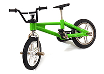 Realistic Model Size 98x45x66mm Bicycle for 1/10 Scale Crawler Truck