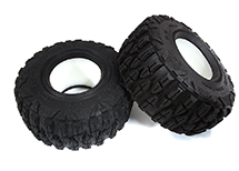 2.2 Size All Terrain (2) Off-Road Tires Tire Type EMT (O.D.=118mm)