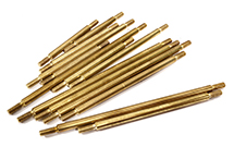 Brass Alloy 14-Piece Linkage Set for Traxxas TRX-6 Scale & Trail Crawler