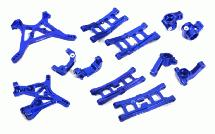 Billet Machined Alloy Suspension Kit for Team Associated DR10 Drag Race Car RTR