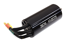 High Performance 2075kV Brushless Motor 3674 Size for RC Boats