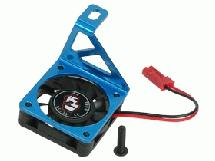 3Racing Aluminium Motor Heatsink W/ Cooling Fan For Tamiya M-03M