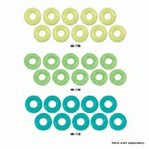 Muchmore Racing Perfect Silicone O-Ring 30 deg. Yellow (for Shock)