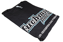 Muchmore Racing Team T-Shirt Black XXL Size/ Blue Marking