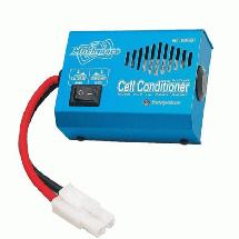 Muchmore Racing Cell Conditioner Blue(7.2V Pack / NiMH, NiCD)