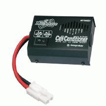 Muchmore Racing Cell Conditioner Black (7.2V Pack / NiMH, NiCD)