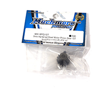 Muchmore Racing 5mm Hardened Steel Motor Pinion Gear 15T