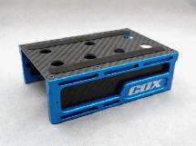 Chassis Set-up Carbon Stage (Light Blue)