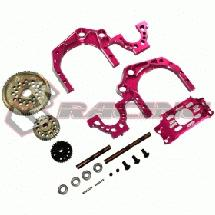 Rear Gear Transmittion ratio 1.9(Pink) For D4