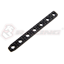 Graphite Chassis Stiffener For 3RACING SAKURA M PRO