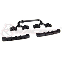 Suspension Mount Set For 3RACING SAKURA M