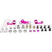 Aluminum Steering System for 3RACING Sakura Ultimate Ver.3