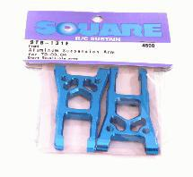 Square R/C Aluminum Suspension Arm (for Tamiya TB-03) Front