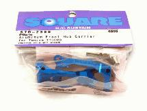 Square R/C Aluminum Front Hub Carrier (for Tamiya TT-02B)