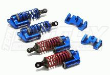 MSR6 Piggyback Shock(4) for Traxxas Revo, E-Revo, Summit & Slayer(both) (L=89mm)