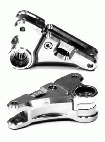 Billet Machined Multi Setting 90-to-120 Front Rocker for 1/10 E-Revo & Revo 3.3