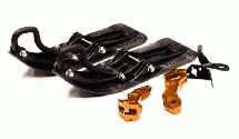 Front Sled Attachment Set for HPI Savage Flux, Savage-X & Savage XL (for RWD)