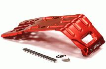 Billet Machined T2 Skid Plate for Savage X 4.6 2011, Flux & Savage XL