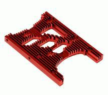 HD Engine Heatsink Plate for HPI Savage XL & X 4.6 RTR