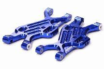Billet Machined Front Suspension Arms for Associated SC10 4X4