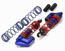 MSR9 Front Piggyback Shocks for Traxxas 1/10 Stampede 2WD Rustler 2WD Slash 2WD