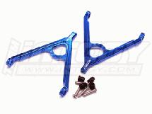 Alloy Upper Y-Arms for Losi Mini-Rock Crawler