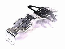 Alloy Skid Plate A for Associated Mini MGT 3.0