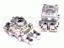 Alloy Transmission Case for Associated Mini MGT 3.0