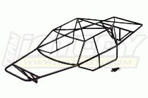 Steel Roll Cage Body for Traxxas 1/10 Slash 4X4 non-LCG (6808)