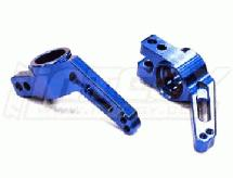 Machined Rear Hub Carrier (2) for Traxxas 1/10 Rustler 4X4 & Slash 4X4 (6808)