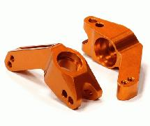 Billet Machined Rear Hub Carriers for 1/10 Stampede 4X4, Slash 4X4 & Rustler 4X4