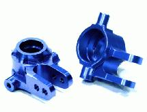 Machined T2 Steering Block (2) for 1/10 Stampede 4X4, Slash 4X4 & Rustler 4X4